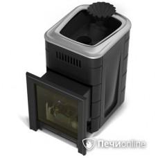 Газовая печь для бани TMF Таймыр Мини 2017 Carbon, закрытая каменка, антрацит