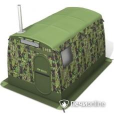 Мобильная баня Мобиба МБ-30 камуфляж