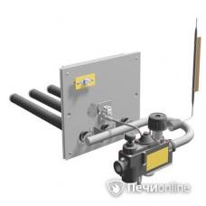 Газовая горелка Ермак САБК-3ТБ4, автоматика с датчиком температуры, пъезорозжиг