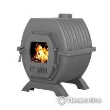 Отопительно-варочная печь Везувий Триумф 180 с теплообменником