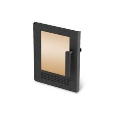 Дверца стеклянная Greivari Screen КИРСИР 15, 20, 25