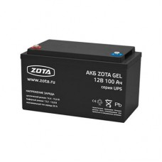 Аккумуляторная батарея Zota Аккумулятор Gel 40-12