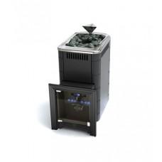 Газовая печь для бани TMF Таймыр Inox ЗК антрацит
